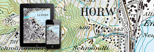 Swiss Map Mobile